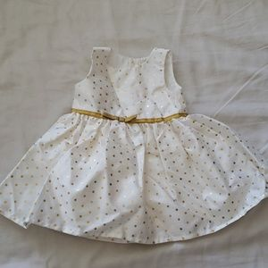 Carter's special occasion dress  6 month